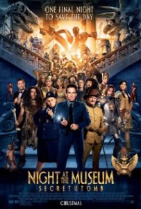 Night At The Museum-Secret of the Tomb