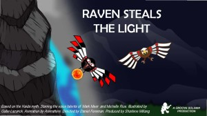 Raven Steals The Light3